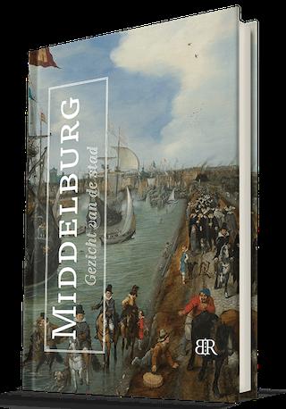 Boekomslag Middelburg, gezicht van de stad
