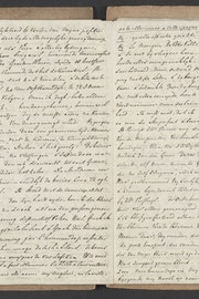 Dagboek J.H. Schorer 1809–1810. Zeeuws Archief, Archief familie Schorer, toegang 157, inv.nr. 202