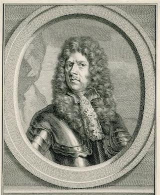 Cornelis Evertsen de Jongste. Gravure, Zeeuws Archief, Zelandia Illustrata IV-366