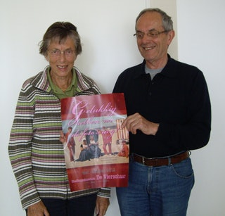 Catharina en Co Geldof, 2012