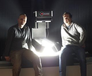 Ivo Wennekes en Mark van der Graaff vormen samen Wennekes Fotografie.