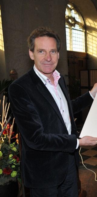 Prof.dr Gert Oostindie, hoogleraar Caraïbische geschiedenis aan de Universiteit Leiden en daarnaast directeur van het Koninklijk Instituut voor Taal-, Land- en Volkenkunde