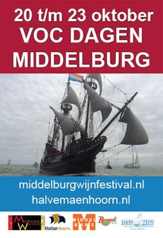 VOC-dagen Middelburg 2016