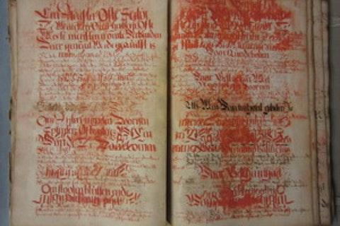 Medicijnboek van mr J.A. Kelleneer. Collectie ZB, KZGW, Handschrift 6368