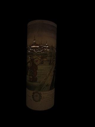 ZeeuwsArchief-KZGW. Gezicht op Middelburg in het laatste kwart 17e eeuw. Vervaardigd in het midden van de 18e eeuw. Cat.nr.ZI-II-215. Fotografische reproductie: Ivo Wennekes en Mark van der Graaff. Bewerking: Sylvia Rietbergen
